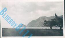 Liner MV Reina del Pacifico Pacific navigation Line Isle Juan Fernadez 1949