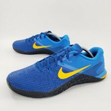 Nike Metcon 4 XD Team Royal Amarillo Training Shoes Men's Size 10