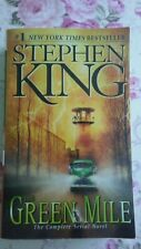 The Green Mile by Stephen King paperback first Pocket Books printing