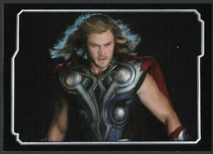 MARVEL - THE AVENGERS - STICKER COLLECTION - No 132 - THOR - By PANINI
