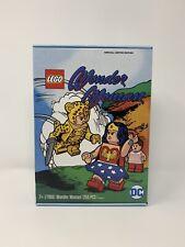 LEGO DC Fandome Wonder Woman vs Cheetah Set 77906 Exclusive SDCC NEW 2020