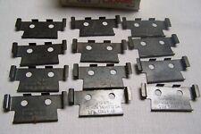 LIONEL # 6-2901 BOX OF 12 O27 TRACK CLIPS