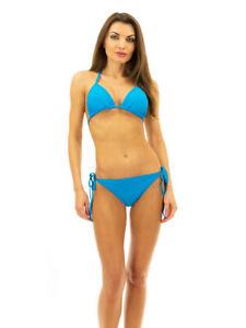VF-Sport - Bikini, Triangle Top and Tie Bottom, Two Piece Set