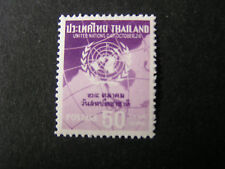 Thailand, Scott # 347, 1960 15Th Anniversary Of The United Nations Day Iss Mvlh