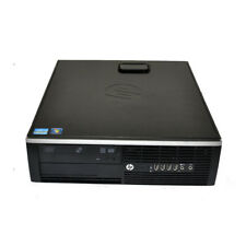 HP Compaq 8200 Elite SFF PC i5-2400@3.1GHz CPU 4GB RAM 250GB HDD WIN 7