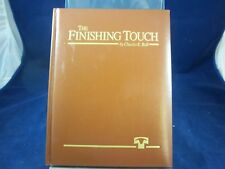 The Finishing Touch by Charles E. Ball 171114