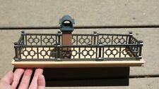 Playmobil Victorian Mansion Roof Patio Fence + Base + Chimney 5300 5305