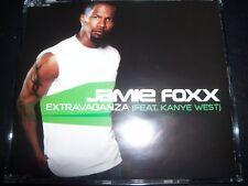 Jamie Foxx Extravaganza Ft Kanye West Australian CD Single – Like New