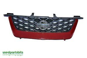 JDM RHD Nissan X-Trail Xtrail Front Grille Grill PNT30 623108H900 623108H910