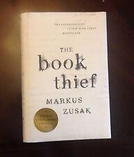 The Book Thief by Markus Zusak, SIGNED!!!