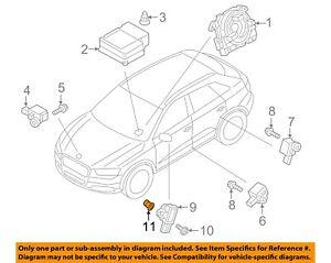 Audi q3 Sitzbezüge//siège de voiture référence Malte Complet Set de Pages Airbag