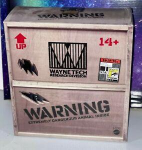 DC Batman Man-Bat 2007 SDCC Exclusive Action Figure Mattel Manbat
