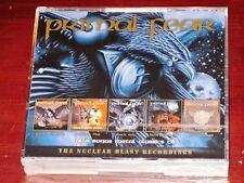 Primal Fear: The Nuclear Blast Recordings 6 CD Box Set 2018 Dissonance UK NEW