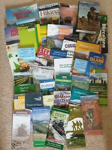 Walking Guides etc., etc. Retirement Clear Out