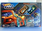 Hot Wheels Ai Intelligent Race System Set w/Extra Curved & Straight Track Sets!