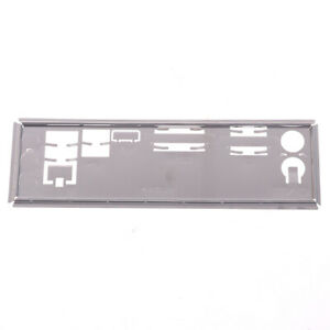 I/O shield back plate Chassis bracket of motherboard for H81-A BTC shie.hu