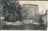Ansichtskarte Bad Liebenstein - Alte Ruine 1906 - sehr alt - schwarz/weiß