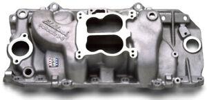 Engine Intake Manifold Performer Series 2 0 Intake Manifold Edelbrock 2161