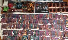100 Random YuGiOh Cards 20 Rares and 80 Commons! Bulk lot Collection Liquidation