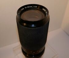 YASHICA DSB 75-150mm F3.9 ZOOM LENS for CONTAX / YASHICA 35mm FILM SLRs