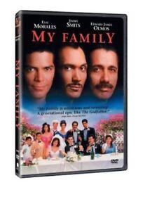 """MY FAMILY """"MI FAMILIA"""" JIMMY SMITS DVD NEW SEALED"""