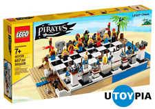 LEGO BOARD GAME 40158 - LEGO® Pirates Chess Set [RETIRED]
