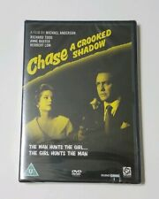 Chase a Crooked Shadow DVD REGION 2 (PLEASE READ DESCRIPTION) -- NEW! SEALED!!