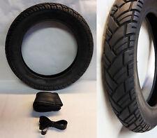 Rad Reifen Schlauch Mantel passend für Simson Roller SR50 SR80 3.00x12 Zoll 1x