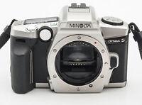 Minolta Dynax 5 Body Gehäuse SLR-Kamera Spiegelreflexkamera