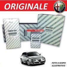 KIT TAGLIANDO FILTRI ORIGINALI ALFA ROMEO 147 1.6 16V TWIN SPARK DAL 2001