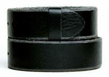 Cinture da donna nere in pelle Taglia 110 cm
