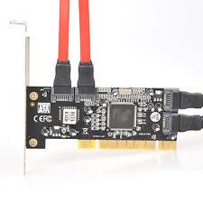 4PORT SATA PCI CONTROLLER RAID CARD SATA SERIAL ATA PCI CONTROLLER RAID I/O CARD
