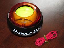 New POWER BALL Gyroscope Hand/Wrist/Forearm Exerciser Training Ball Strengthener