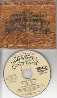 STEVE EARLE & THE V-ROYS Johnny Too Bad 1996 UK 1-track promo CD