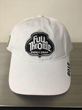 NEW! ALLEN JOHNSON 2012 PRO STOCK CHAMPIONSHIP HAT/CAP WHITE (SHIPS IN A BOX)