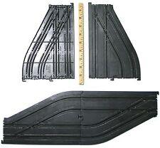 4pc 1981 Aurora AFX Slot Car DOUBLE LANE TRUCK TERMINAL TRACK 8116 Ryder Bulk