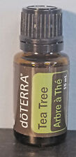 DOTERRA TEA TREE ESSENTIAL OIL SUPPLIMENT - 15 ML - NEW / SEALED EXP 2/2023!