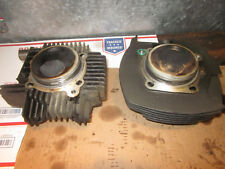 Ducati paso 750 bhigh compression OEM pistons cylinders low miles nice