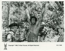 SYLVESTER STALLONE RAMBO: FIRST BLOOD PART II 1985 VINTAGE PHOTO ORIGINAL #1