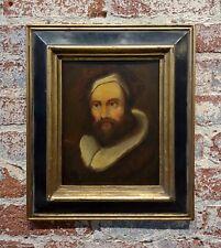 Self-portrait of a Renaissance Artist - 18th century Oil painting