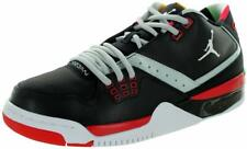 Jordan Flight 23 Leather Athletic Shoes MENS SIZE 10 Black/RED NEW