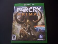Replacement Case (NO  GAME) FARCRY PRIMAL XBOX ONE 1 XB1 100% ORIGINAL