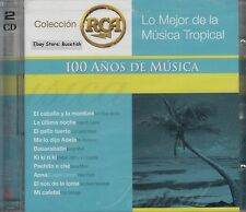 Benny More Perez Prado Tony Camargo Lo Mejor de la Musica Tropical 2CD New Nuevo