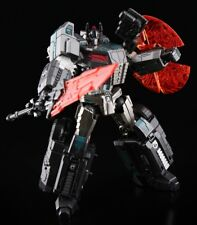 NEW Planet X Transformers PX-16 Charon FOC Black Optimus Prime In Stock