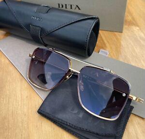Dita Mach Six Sunglasses Dark Rhodium Glasses