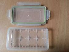 Soporte de almacenamiento 1x resistente al agua y a prueba de polvo Caja Caja de Batería for18650 18350 CR123