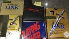 nes nintendo Zelda 2 The Adventure Of LINK
