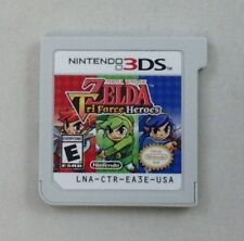 The Legend of Zelda: TriForce Heroes 3DS (Game Only) (5172-US60)