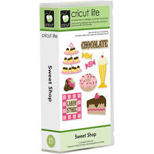 NEW!!  Cricut Sweet Shop cartridge!! Lite / Retired / HTF!  Free shipping!!