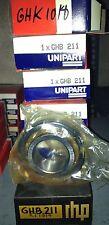 GHB211 / GHK1018 - BEARING KIT-HUB FRONT MINI 850-1100 59-84(DRUM BRAKE